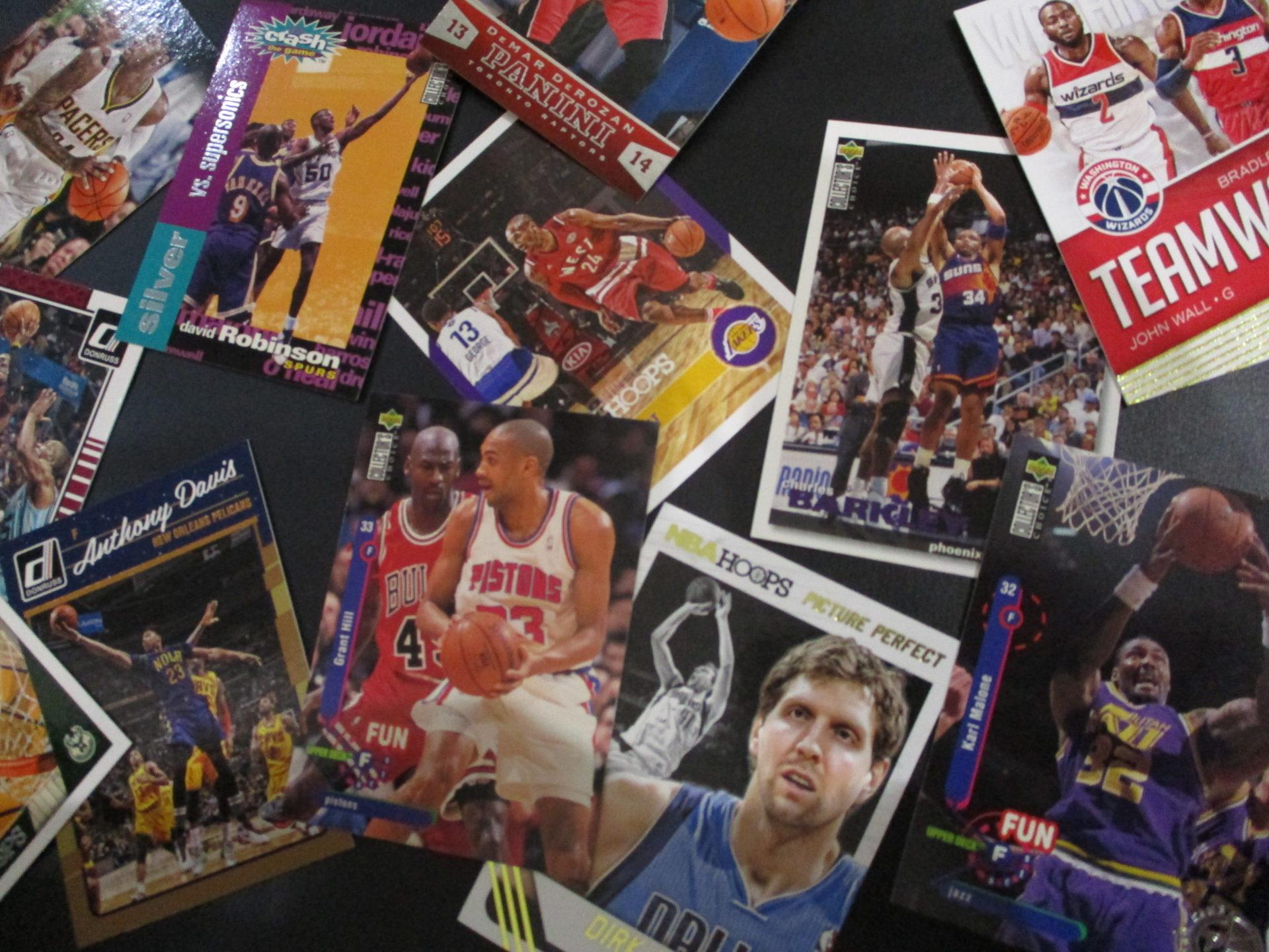 NBAトレーディングカード白書~NBAカードでNBAを10倍楽しむ~