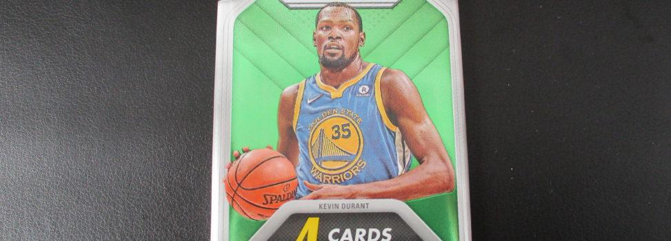 NBAトレーディングカード開封(第8回)