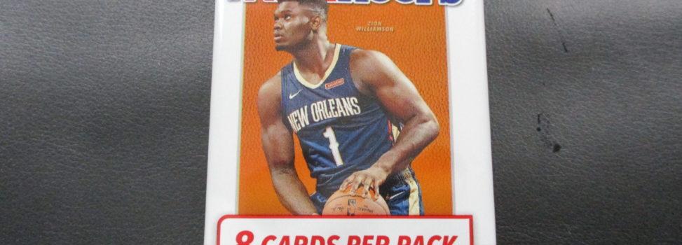 NBAトレーディングカード開封(第9回)