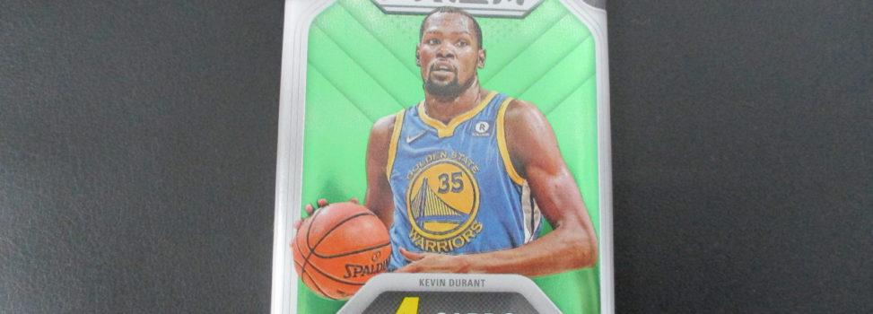 NBAトレーディングカード開封(第7回)