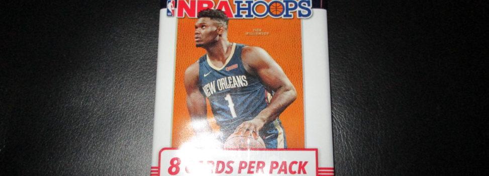 NBAトレーディングカード開封(第19回)