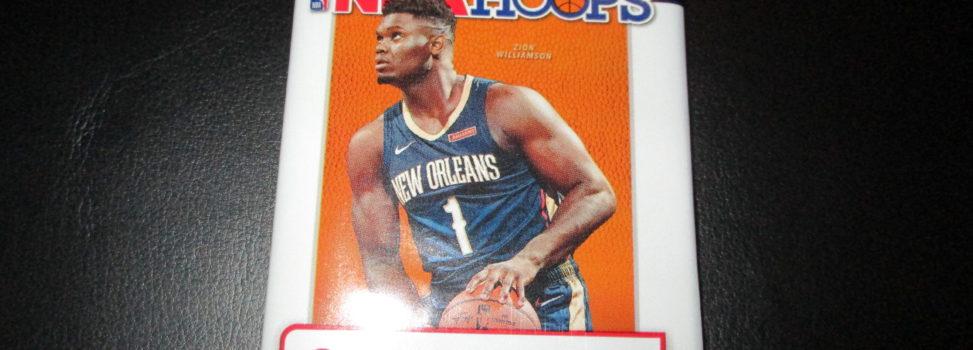 NBAトレーディングカード開封(第21回)