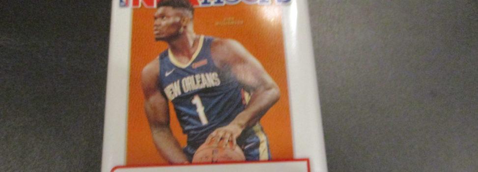 NBAトレーディングカード開封(第22回)
