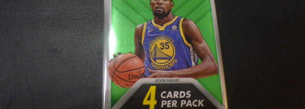 NBAトレーディングカード開封(第27回)