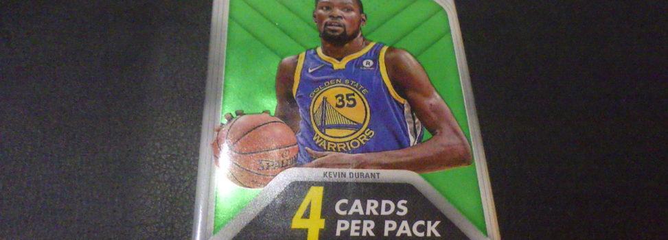 NBAトレーディングカード開封(第28回)